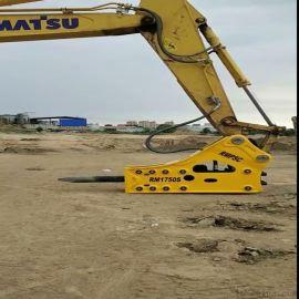17  型破碎锤矿山锐猛厂家挖掘机液压水山