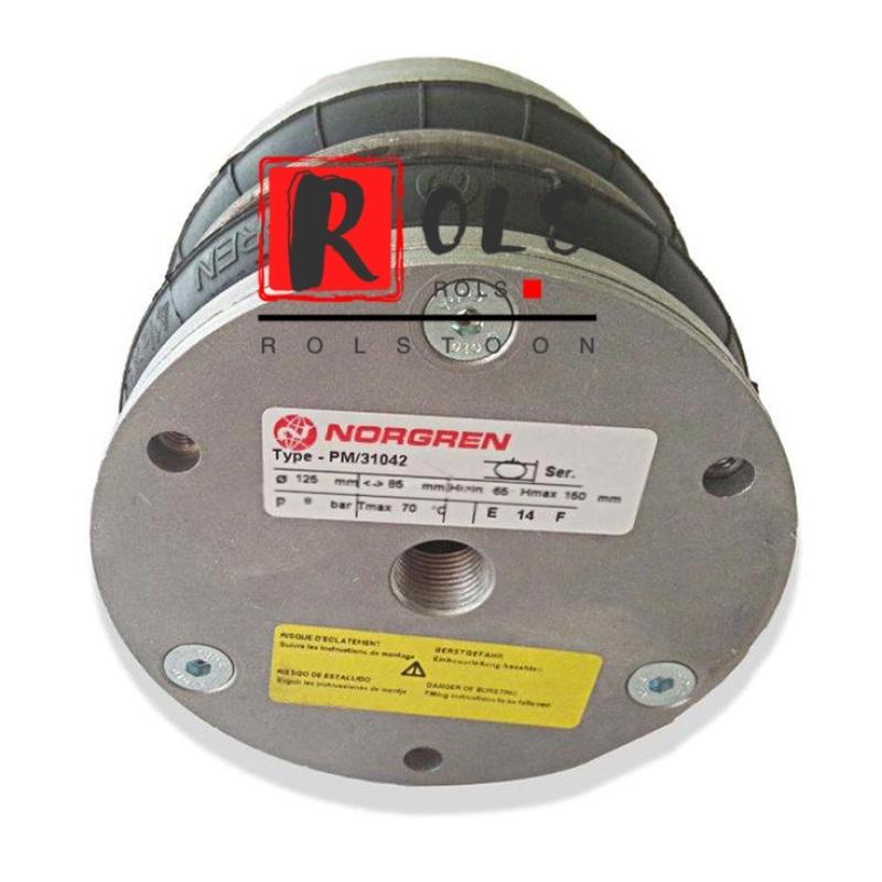 PM/31042英国诺冠皮囊气缸FD44-10