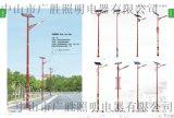 直销民族特色款路灯30WLED6米灯杆