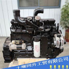 广西康明斯QSL9.3发动机 全新220马力柴油机