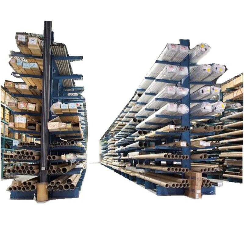 广州板材货架,长条形货物架,臂式货架子组装
