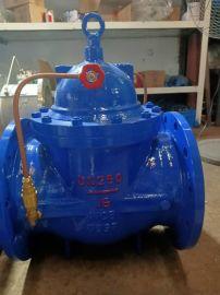 100X遥控浮球阀 水利控制阀