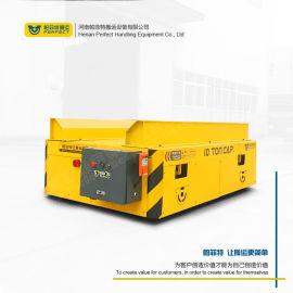 无轨胶轮多方位移动 地面轮式转运车 蓄电池电动平车
