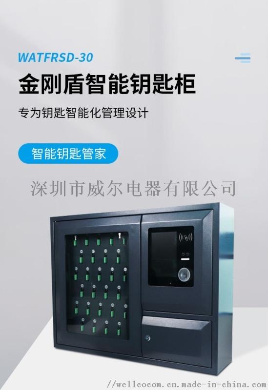 RFID智慧鑰匙櫃車輛管理鑰匙櫃