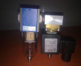 富达空压机维护保养油气桶