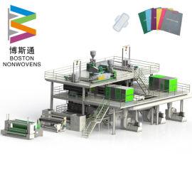 PP纺粘无纺布生产线3.2m,全自动无纺布设备制造
