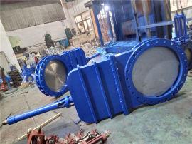 大口徑插板閥DN1200閘板閥