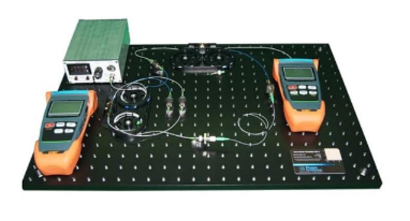 掺铒光纤激光器原理演示教学仪器