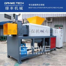 软质LDPE塑料挤干机 PP塑料挤干脱水设备
