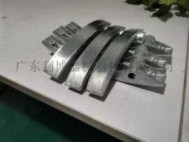 车门把手饰品五金铸铝件来图来样定制生产 零件机加工