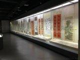 艺术品字画博物馆展示柜定制工厂