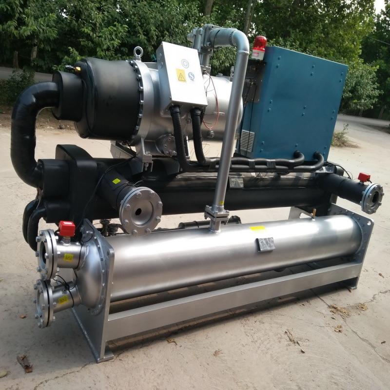 满液式冷水机_满液式水冷冷水机组_满液式螺杆冷水机