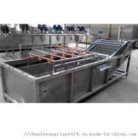 水果清洗提升机 顺发厂家批发