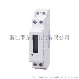 罗尔福电气嵌入式仪表 液晶多功能表