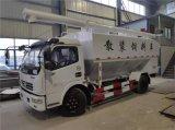 国六东风大多利卡12方6吨散装饲料运输车