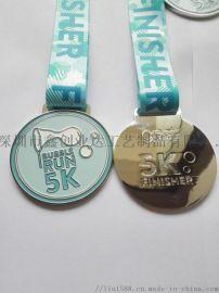 青岛哪里都订做奖牌金属奖章订做马拉松奖牌