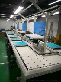 非标定制各种生产线、输送机、防静电工作台