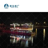 大型商业性游船,旅游观光船,仿古餐饮船海滩游览船