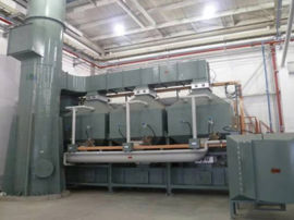 RCO催化燃烧设备 环保设备 除尘器