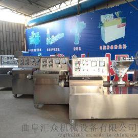 辣条机器一台 节能型油皮生产机 利之健食品 农家乐