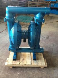 沁泉 QBK-40不锈钢内置换气阀气动隔膜泵