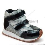 力學功能運動鞋,廣州童鞋,高端外貿矯形鞋