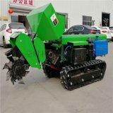 自走式開溝機 履帶式開溝機 多功能柴油動力鬆土機