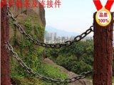 泰安鲁兴无毛刺建筑工程护栏链条制造厂家