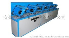 恒瑞克供应重型单锭收卷机,塑机辅机,扁丝收卷机