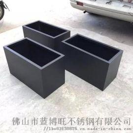 厂家直接定制不锈钢花盆按客户要求度色源厂家生产