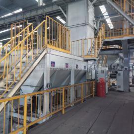 合金自动称量系统 中频炉合金配料设备定做
