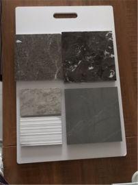 工程装饰投标材料展示板 瓷砖PVC手提板厂家直销