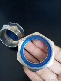 不锈钢外丝接头 连接金属软管