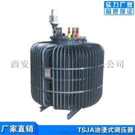 油浸式感应调压器TSJA-300KVA大型电机调试