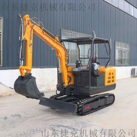 小型建筑施工用履带式挖掘机 全国联保捷克30小挖机