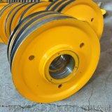 小车起升动定滑轮组 吊环起重滑轮 20吨热轧滑轮