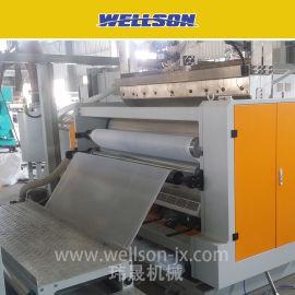 PE打孔膜生产线WS120-2300