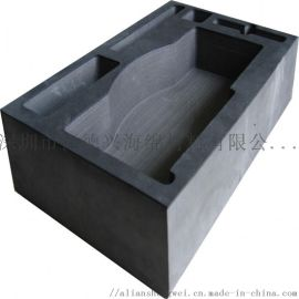 厂家直销EVA海绵异型雕刻减震包装盒