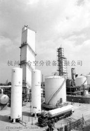 纯氮深冷空分设备制氮气机系统