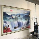 墙体喷绘机彩绘机 墙面uv打印设备