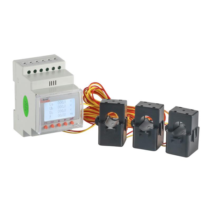 安科瑞三相光伏逆变器电气表ACR10R系列