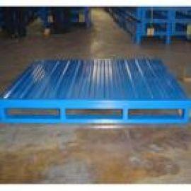 厂家供应托盘金属叉车重型仓储钢制托盘脚仓库托盘垫托盘