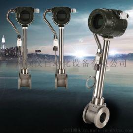广西压缩空气流量计/不锈钢压缩气流量计