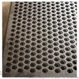 廠家定做不鏽鋼穿孔板 機械設備通風透氣圓孔衝孔板