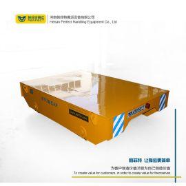 遥控器控制车间轨道转运车运送生产零件定制