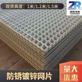 带肋钢筋网片 地热建筑网片 钢筋网片 钢丝网