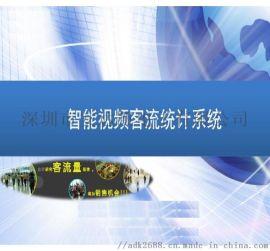内蒙古客流量计数器 双目视频分析人流 广场客流量计数器