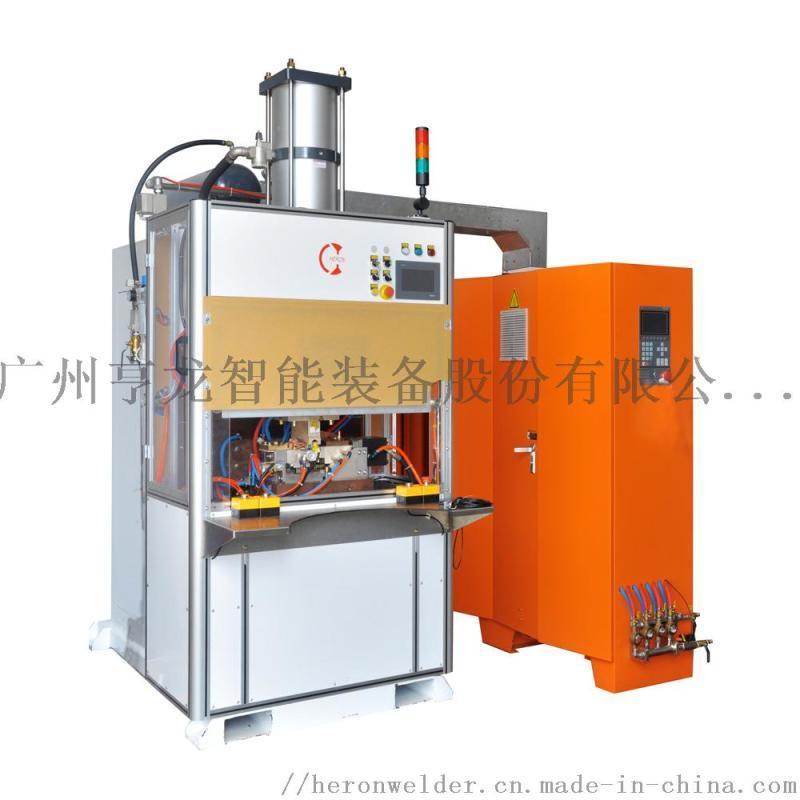 亨龍1250KVA動母線焊接設備