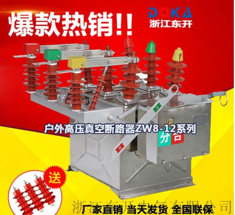 电动带隔离10kvzw8系列 柱上开关