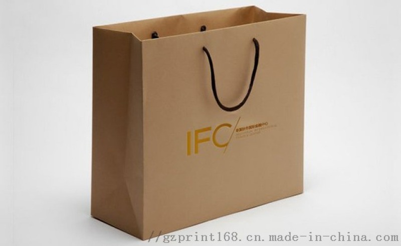 手挽袋,特种纸手挽袋,牛皮纸手挽袋